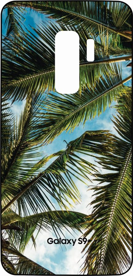 S9 Plus Skin Palm Tree Design-0