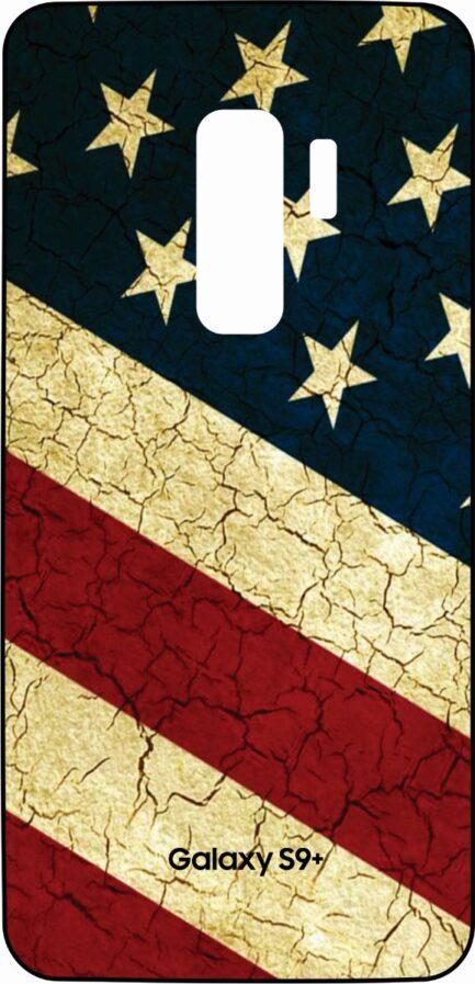 S9 Plus Skin American Flag Design-0
