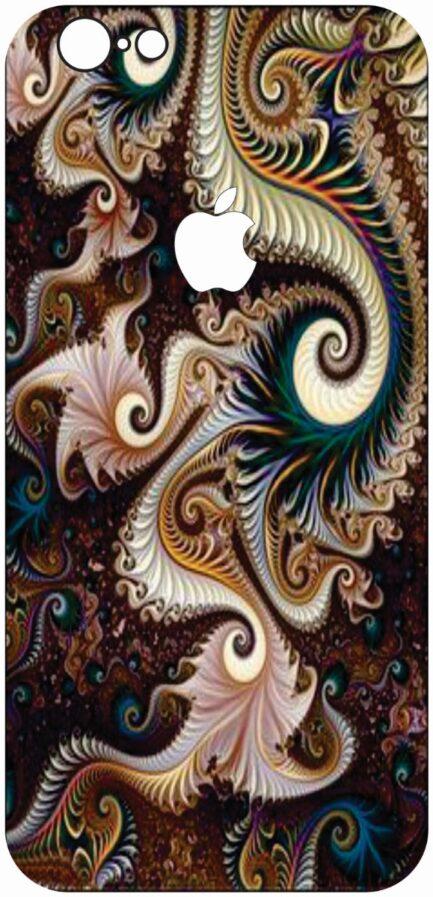 iPhone 6/6s Coral Design #1-0