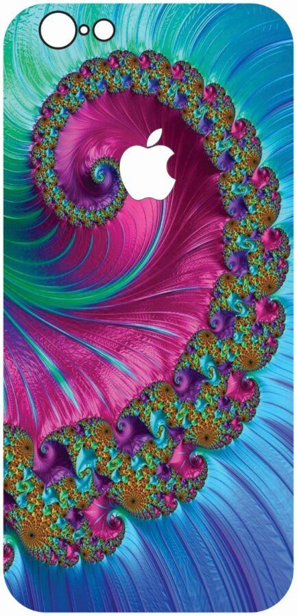 iPhone 6 / 6s Coral Design #3-0