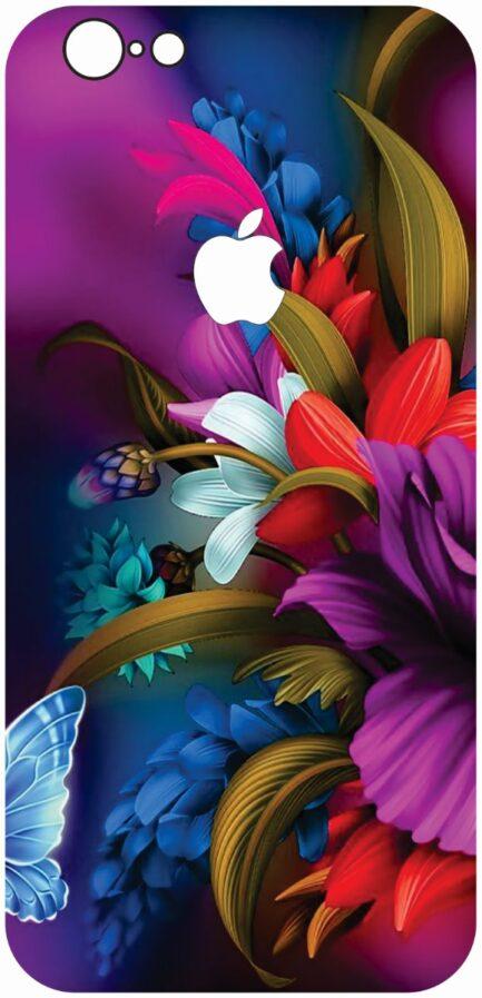 iPhone 6/6s Flower Design #1-0