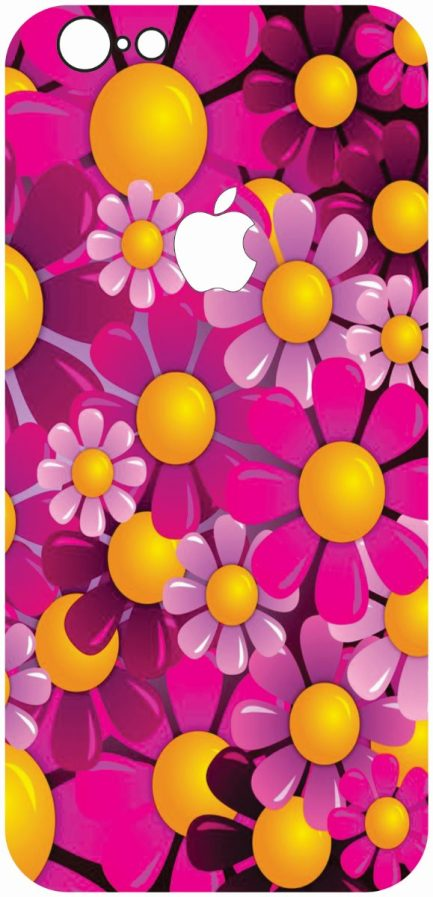 iPhone 6/6s Pink FLowers Design-0