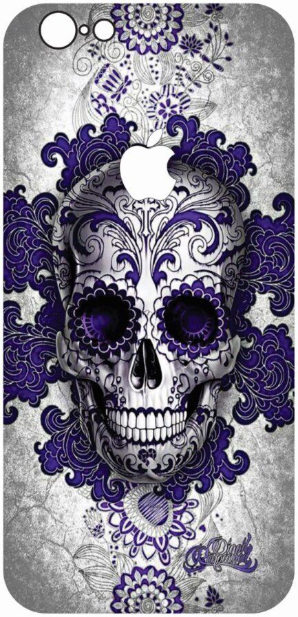 iPhone 6/6s Purple Skull-0