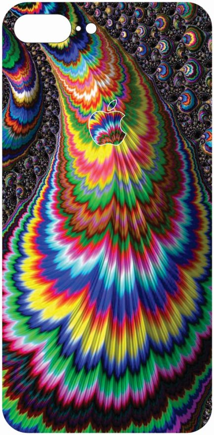 iPhone 8 Plus Rainbow Design #2-0