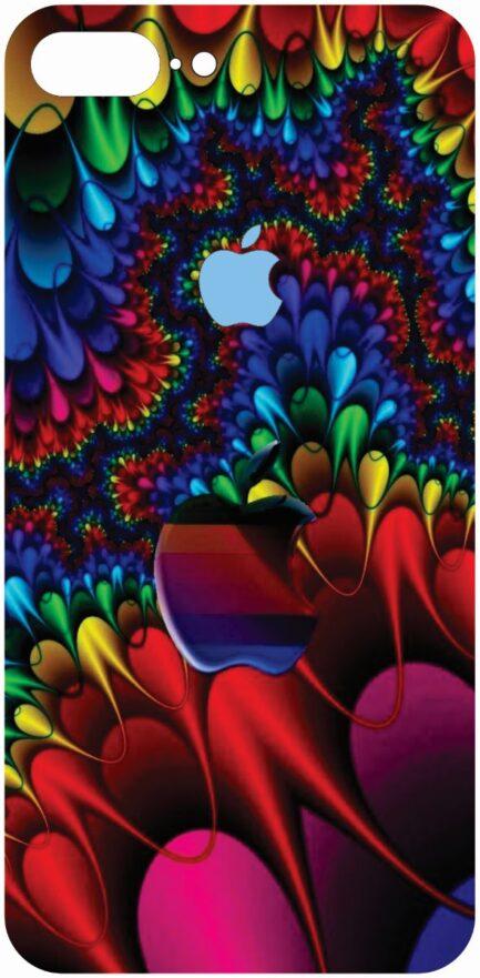iPhone 8 Plus Rainbow Design #3-0